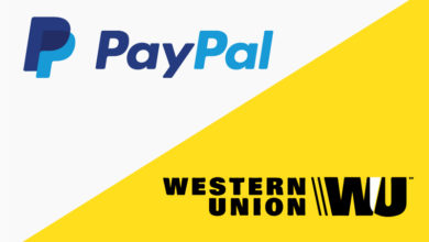 PayPal to Western Union